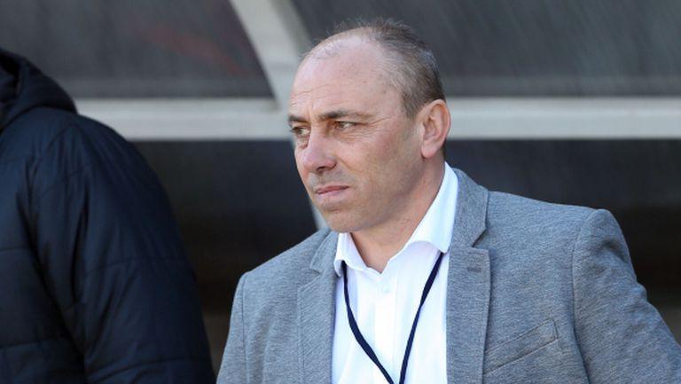 Илиан Илиев: Имаме много неща да подобряваме в дефанзивен план