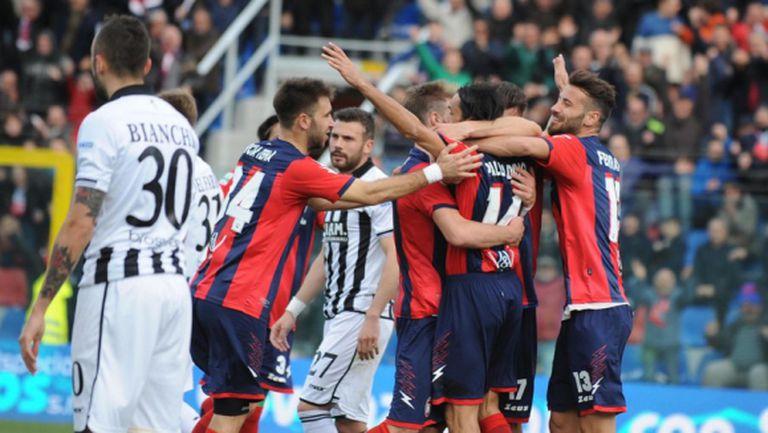 """Каляри загуби първото място в Серия """"Б"""", тимът на Гълъбинов трети"""