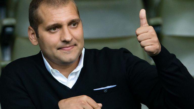 Стилиян Петров отново в треньорския щаб на Астън Вила