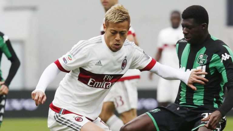 Сасуоло отново развинти Милан (видео)