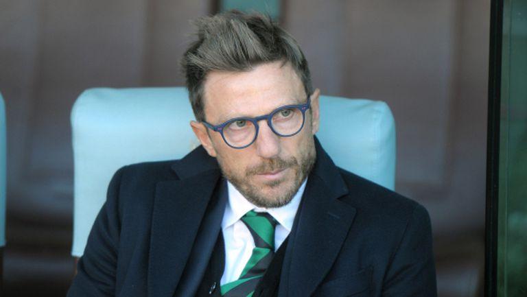 Спрягат Ди Франческо за Милан