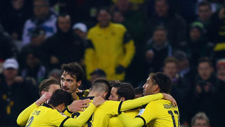 В Дортмунд искат Ливърпул на финала на Лига Европа