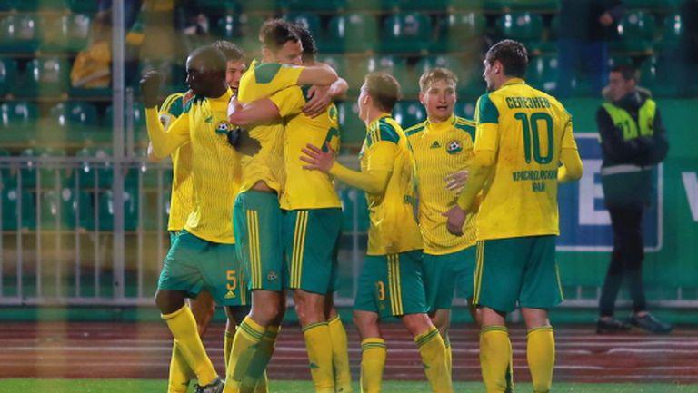 Дебютни голове зарадваха Кубан, Манолев пак не игра (видео)