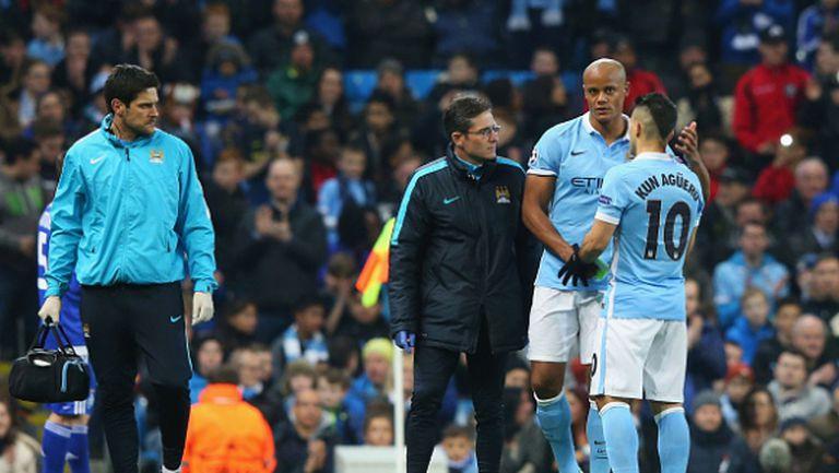 Манчестър Сити измъчи феновете, но стигна до исторически четвъртфинал