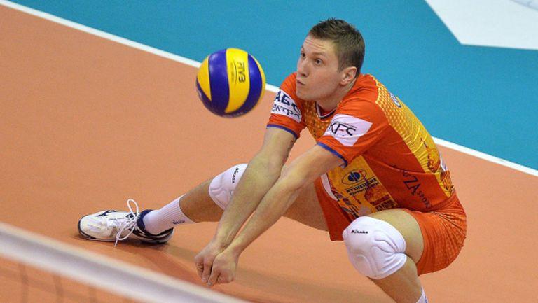 Обмочаев е вторият руски волейболист провалил се с допинг!