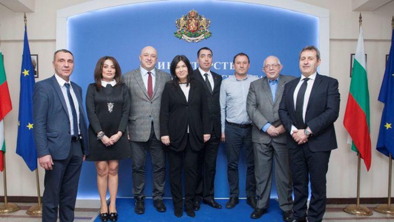 Туркменистан иска съдействие от България за подготовка на спортисти