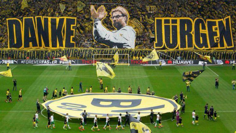 Клоп се завръща в Дортмунд за големия сблъсък от Лига Европа