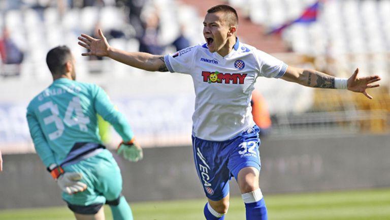 Хайдук си отмъсти на Динамо и спаси интригата (видео)