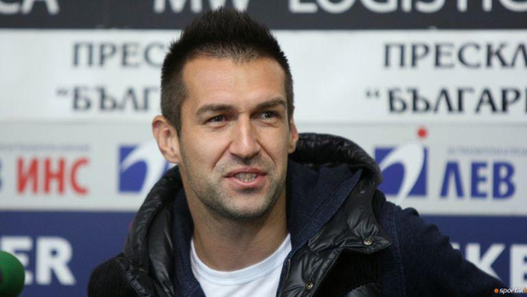 Камбуров: Идолът ми от дете е Стоичков, възхищавах се и на Сираков