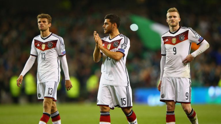 Шок в Бундестима - успокояват футболистите след трагедията в Брюксел