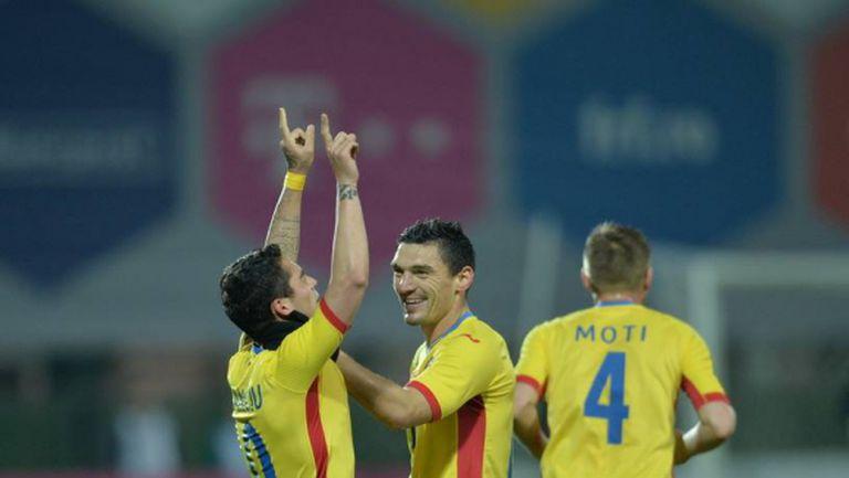 Дебютант зарадва Румъния с Моци и Кешеру (видео)