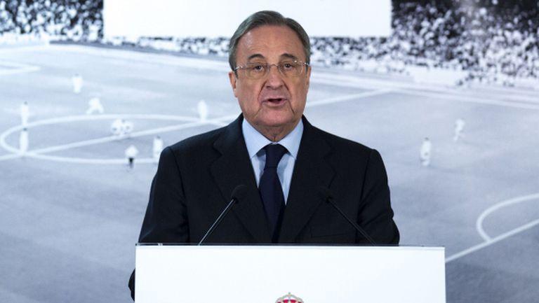 Реал Мадрид за Кройф: Той беше отделна епоха във футбола