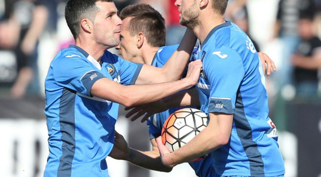 Добри новини от УЕФА за Левски, но не и за ЦСКА