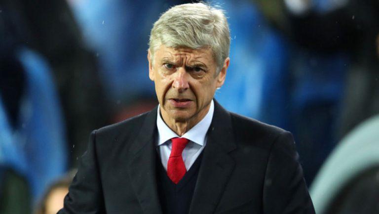 Венгер не се съмнява, че ще остане в Арсенал