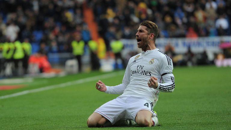 Юбилей в Реал Мадрид