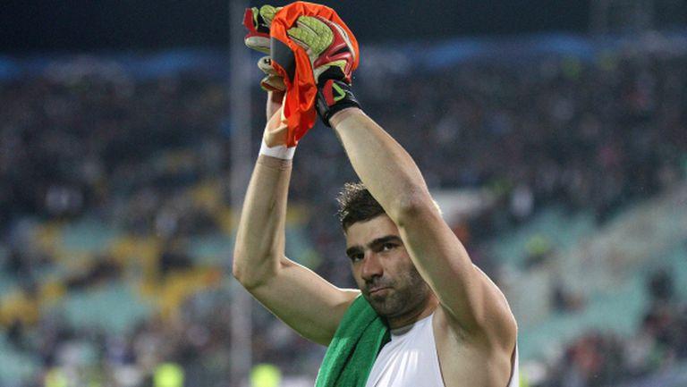 УЕФА хвали Владо за геройството срещу CR7