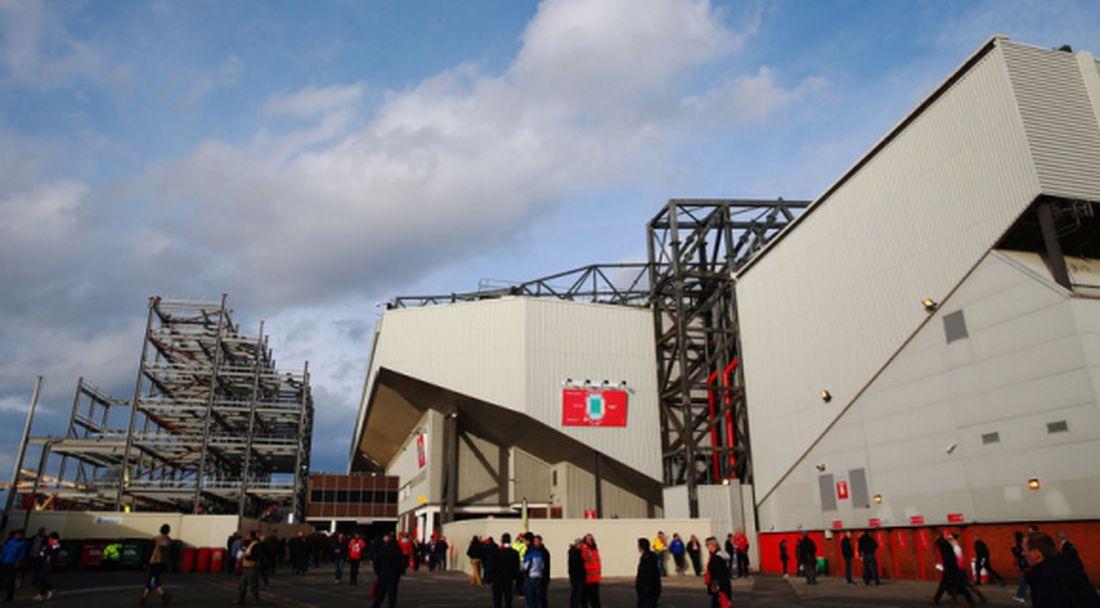 Ливърпул търси стадион за първите мачове от Лига Европа за новия сезон