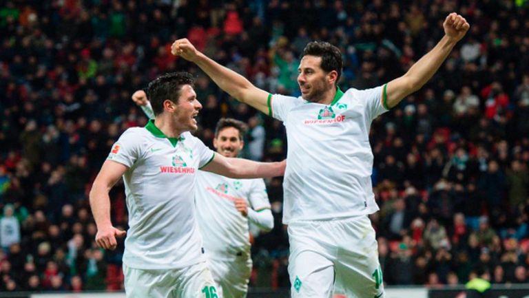 Решават в последния момент дали Писаро ще играе в Дортмунд