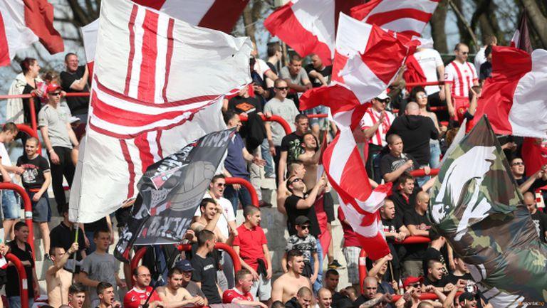 Всички фенове на ЦСКА ще влязат на стадиона в Стара Загора, дори те да са 5000