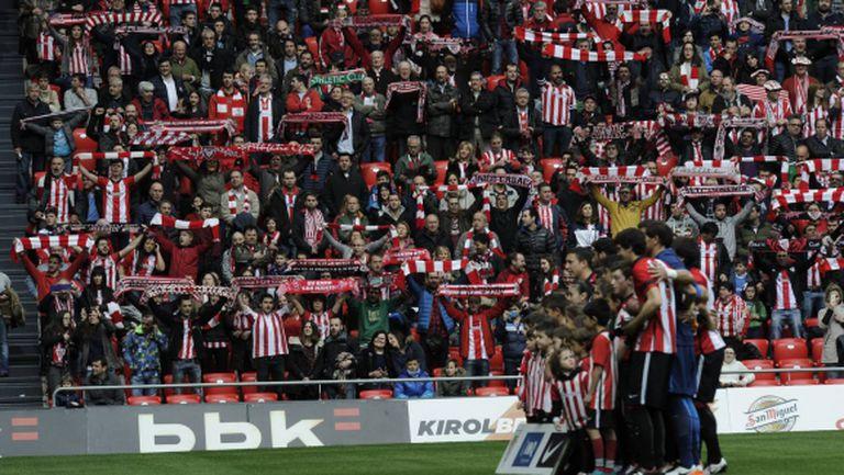Три греди и пропусната дузпа спряха Атлетик Билбао