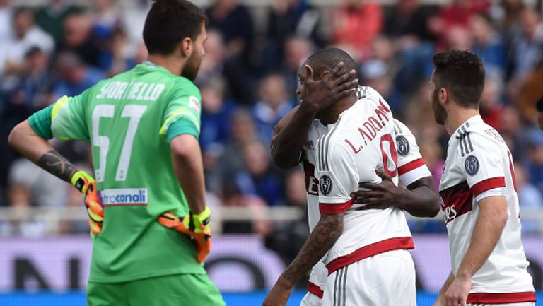 Милан пак се дъни след феноменален гол и трепери за Европа (Видео)