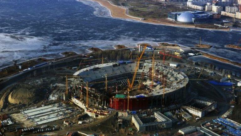 Новият стадион в Санкт Петербург ще отиде в ръцете на Зенит
