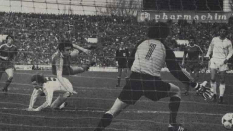 34 години от паметния полуфинал на ЦСКА с Байерн (видео)