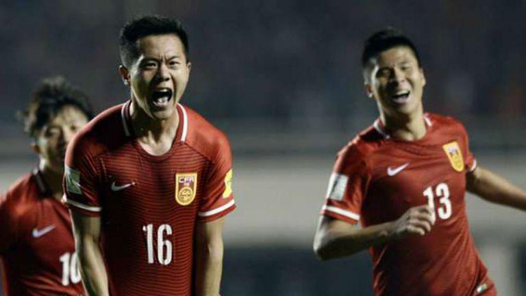 Китай планира да бъде футболно страшилище през 2050-а