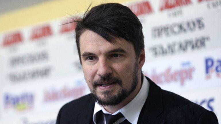 Христо Йовов постави средна оценка за сезона на Левски