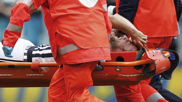 Италия загуби една от звездите си за Евро 2016