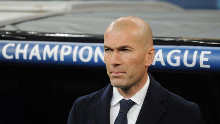 Дел Пиеро: Зизу промени психологията на Реал Мадрид