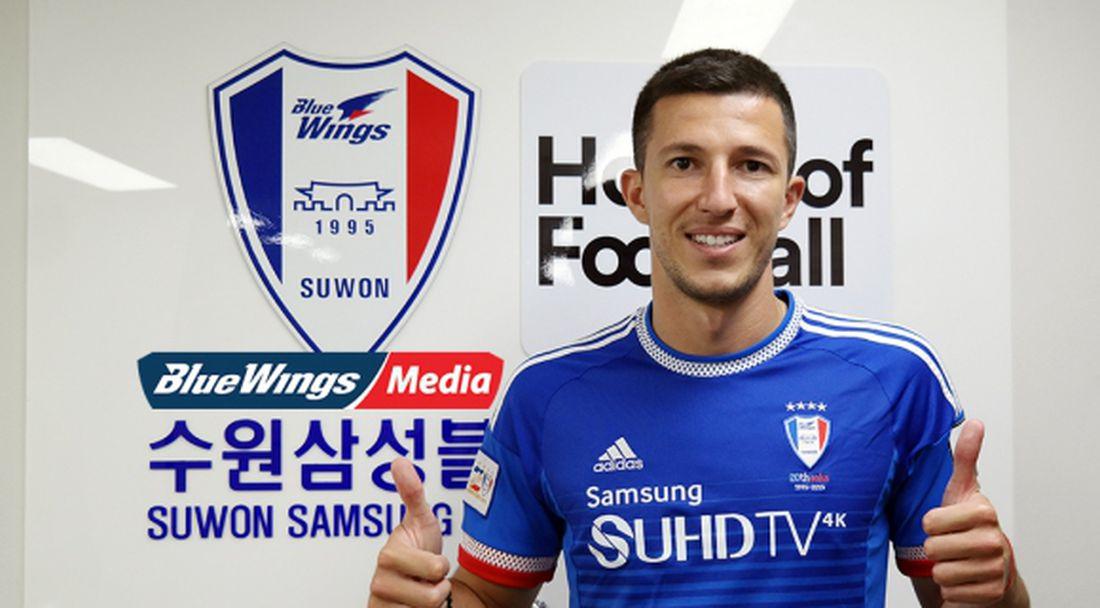 Мицански се прибра от Южна Корея и е свободен агент