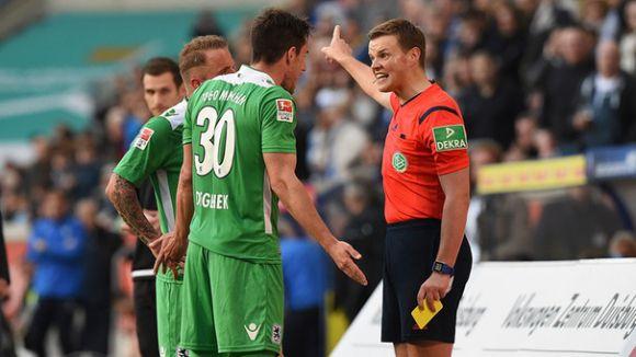 Германският футболен съюз зарадва Илия Груев