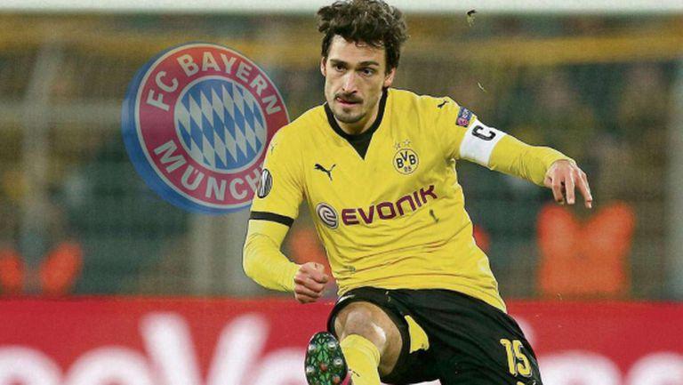 Поредна звезда на Дортмунд се запътва към Байерн - преговорите вече започнаха