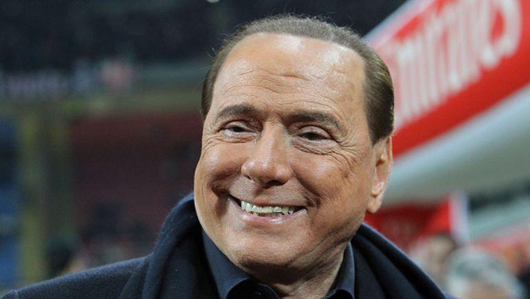 Берлускони: Ще продам Милан само на правилния купувач