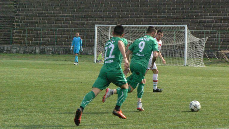 Ботев (Враца) запази върха, но даде сериозна жертва преди мача на сезона
