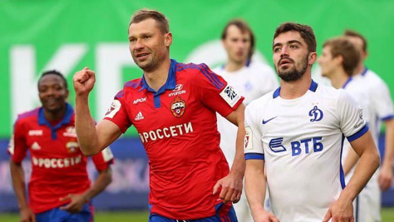 И ЦСКА не се смили над потъващия Динамо (видео)
