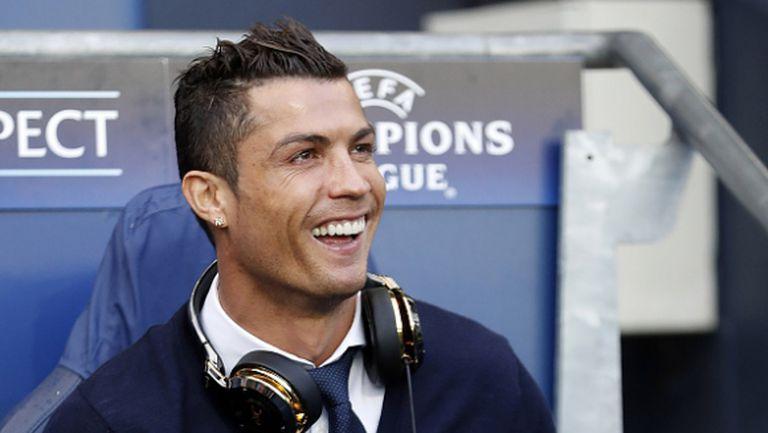 Реал Мадрид изпусна Манчестър Сити пред погледа на Кристиано (видео)