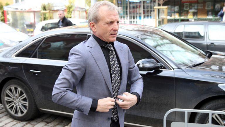 Какво каза Гриша Ганчев за намерението на Божков да оздрави ЦСКА