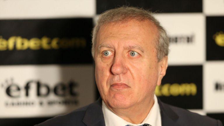 Изявление на Александър Томов по повод събитията в ЦСКА