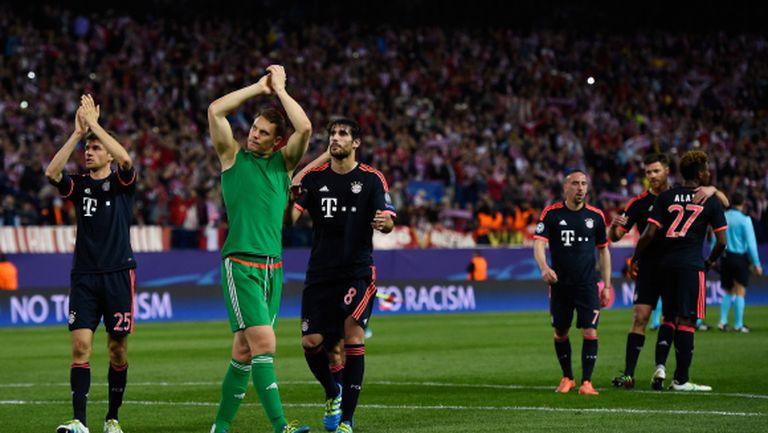 Мануел Нойер: Вярваме, че можем да достигнем до финала