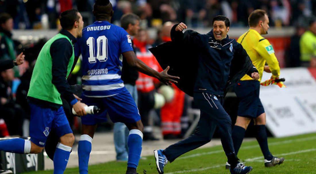 Чудото е възможно - Илия Груев изведе Дуисбург до нова безценна победа (видео)