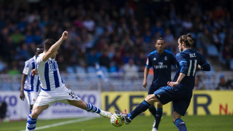От грешник в герой: Бейл измъкна Реал Мадрид в края (видео+галерия)