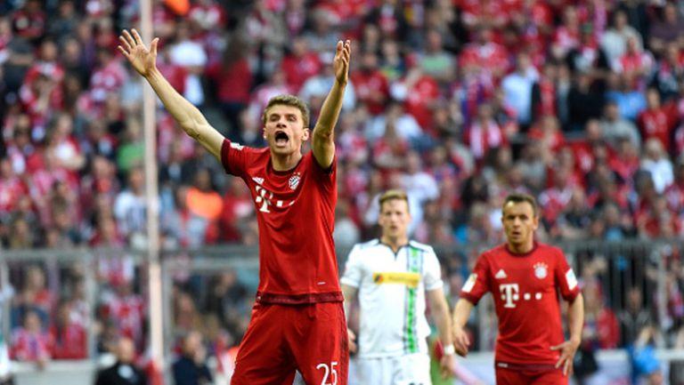 Томас Мюлер: Борусия (Дортмунд) е най-добрият втори отбор