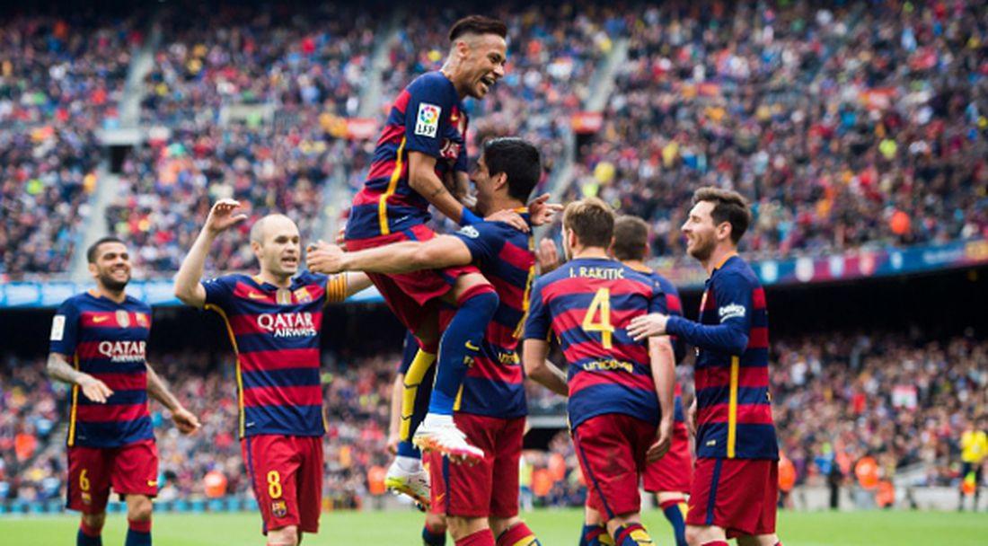 Статистиката сочи: Барселона ще е шампионът
