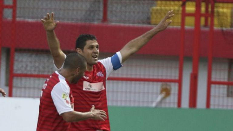 Макриев завърши сезона с нов гол