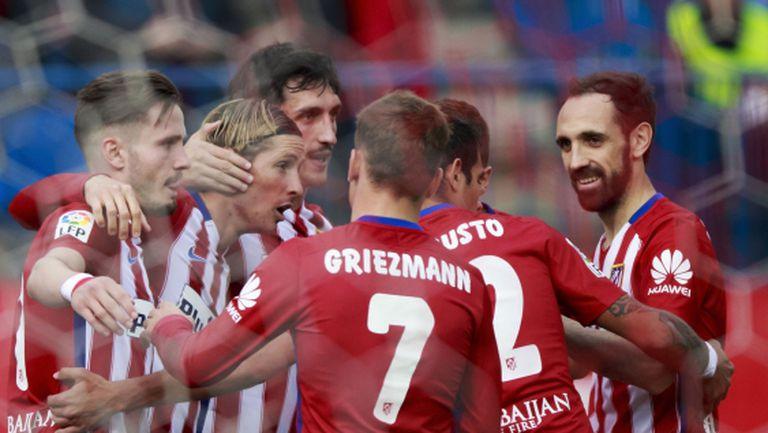 Атлетико надви Селта, Торес пак бележи