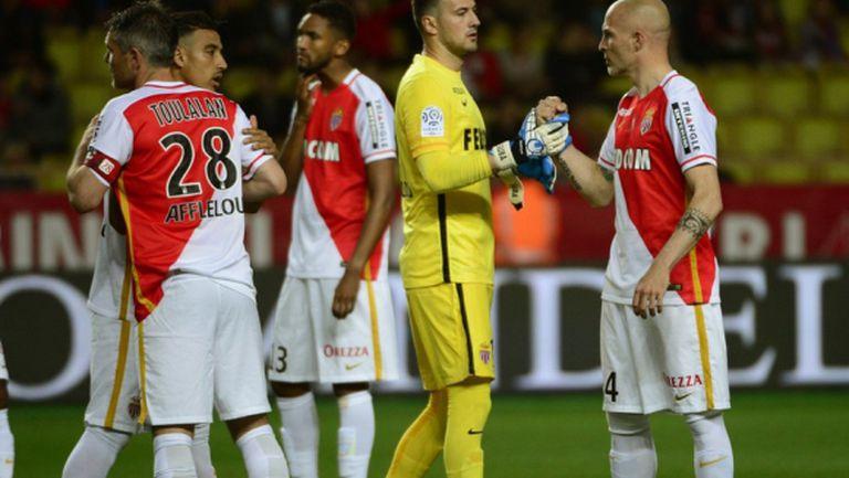 Монако не направи грешка и стигна Шампионската лига