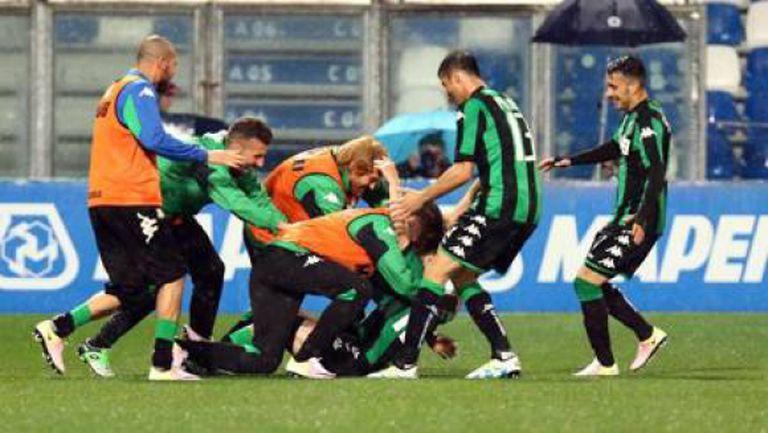 Интер загуби мач без значение и почти прати Сасуоло в Лига Европа за сметка на Милан