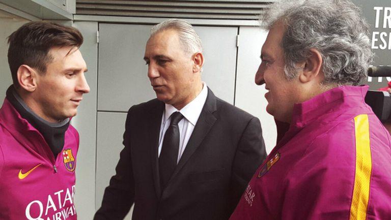 Арменец финансира бенефиса на Камата